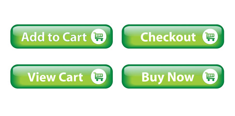 e-shopping buttons (green)