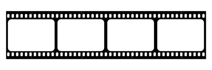 Dia-Streifen / Filmstreifen (Vorlage)