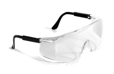 Isolated Safety Glasses