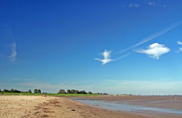 Nordseeküste, Landschaft