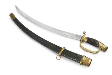 Soviet cavalry officer saber