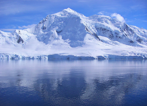 antartica revealed and discovered