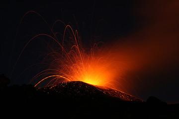 Ätna Eruption