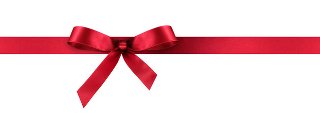 Geschenkband - Geschenkschleife aus Satin