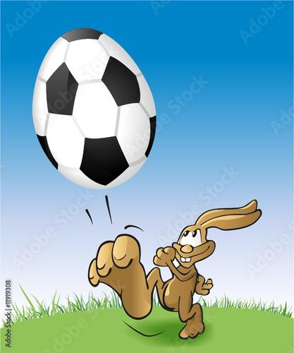 ostern fußball