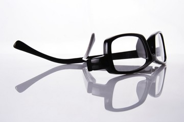 Black Frame Eyeglasses