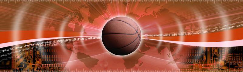 Basket banner concept