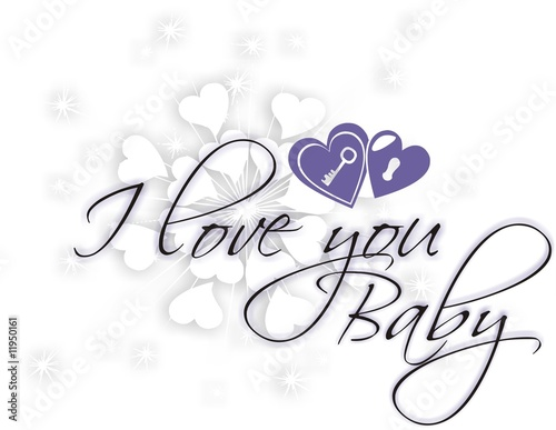 I Love U Baby Wallpaper - Impremedia.net