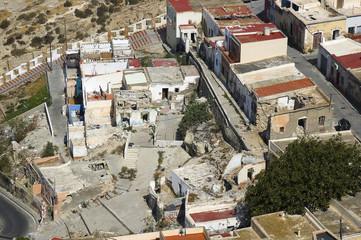 Slums in Spanien