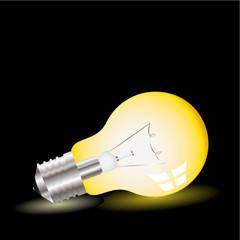 light bulb lean