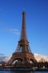 tour symbolique de la ville de paris, france