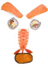 Face of Sushi