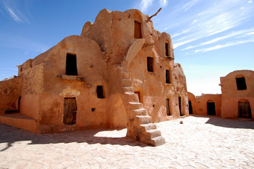 House in Tunisia
