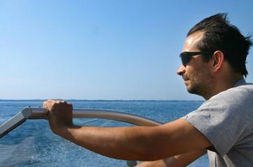 piloter son bateau à moteur