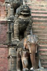Kathmandu temple