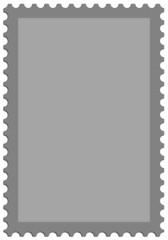 Briefmarken-Vorlage / Stamp Template