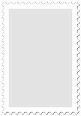Briefmarke (Vorlage)