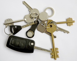 Collection of keys