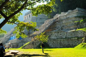Foto auf Gartenposter Mexiko palenque