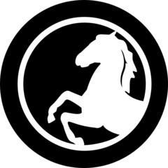 Pferd im Kreis