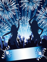 Festa di Capodanno (blue)