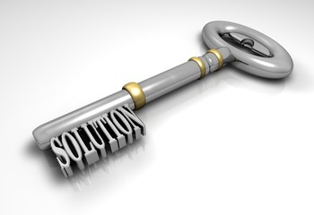 Solution-Schlüssel