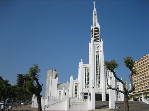 Main church Maputo
