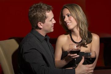 Couple, Romantic Date