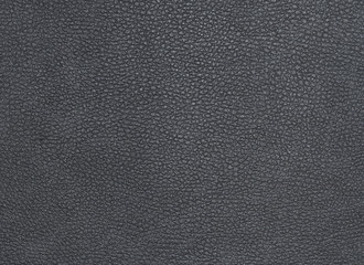 Black leather texture to background
