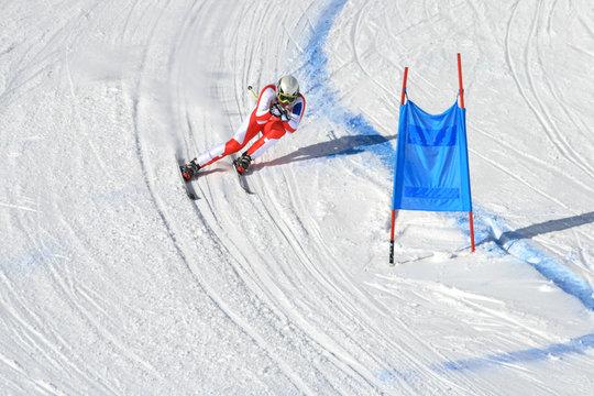 ski racing