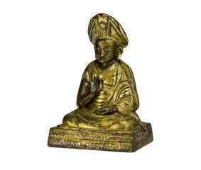 Buddha - Isolated on white