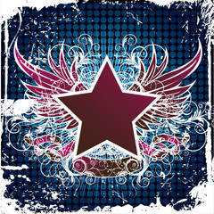 Music star cover