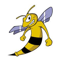 angry hornet