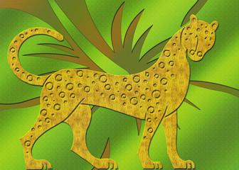 Gepard - Cheetah - Raubkatze - Wildkatze