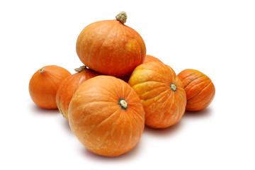 Golden Nugget pumpkins (Squash)