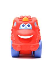 Rubber car
