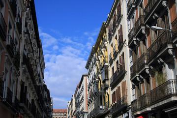 el barrio de chueca madrid