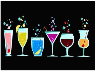 6 cocktails.svg
