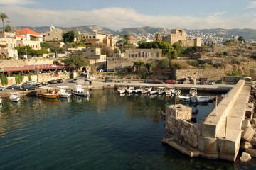 Puerto de Biblos, Libano