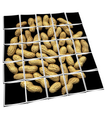 peanuts collage