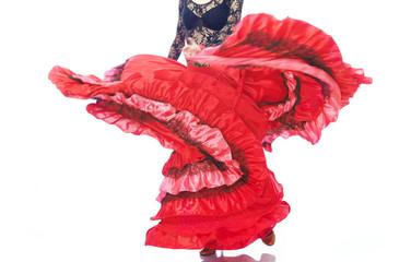 Gypsy petticoat