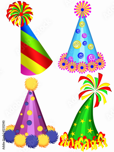 Funny Birthday Hats Stock Photo And Royalty Free Images On Fotolia