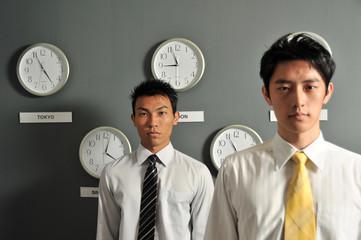 Male Executives