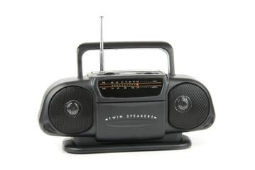Cassette stereo radio