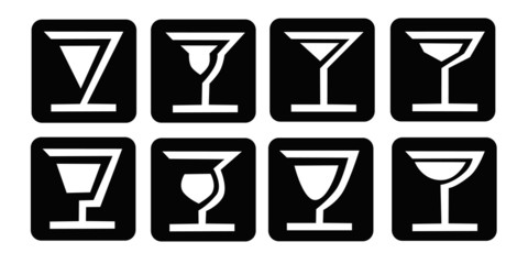 8-b cocktails