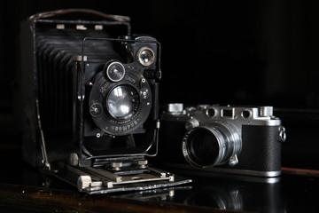 age-old cameras