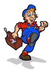 Service Craftsman Caretaker