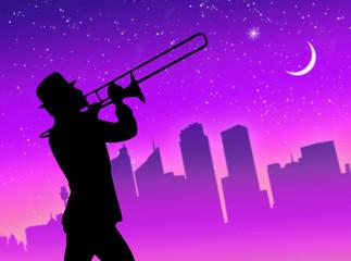 Trombettista in città