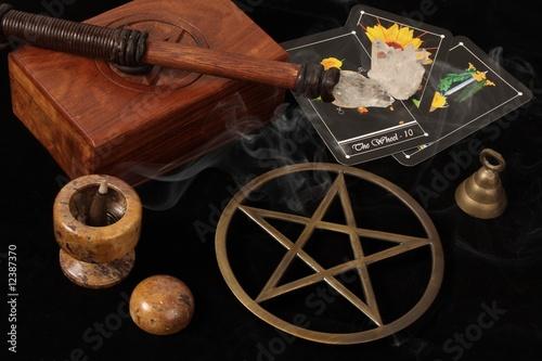 Магические ритуалы с использованием Арканов Таро