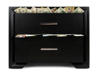 Cabinet Full of Money